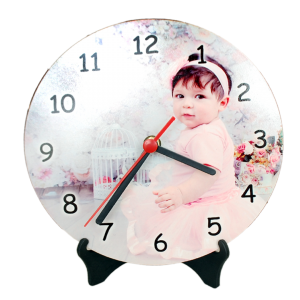 relógio personalizado foto produto